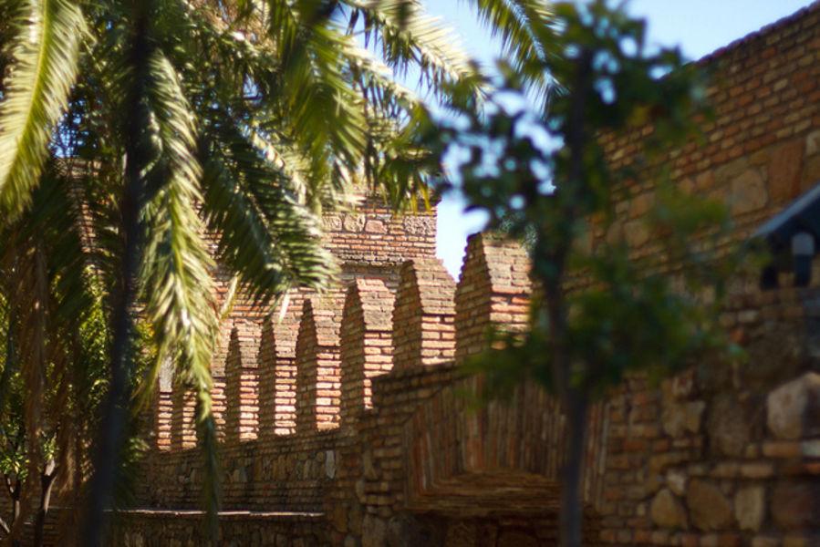 Великолепие города Малаги