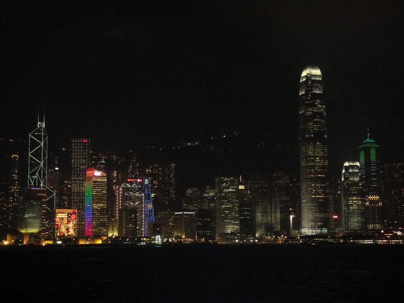 Прогулки по Гонконгу. Часть первая