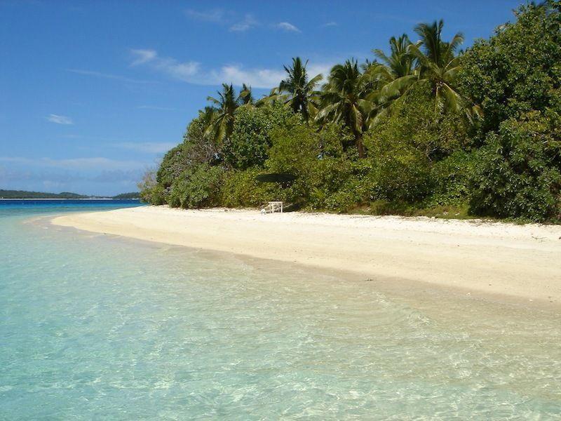 Остров Тонгатапу