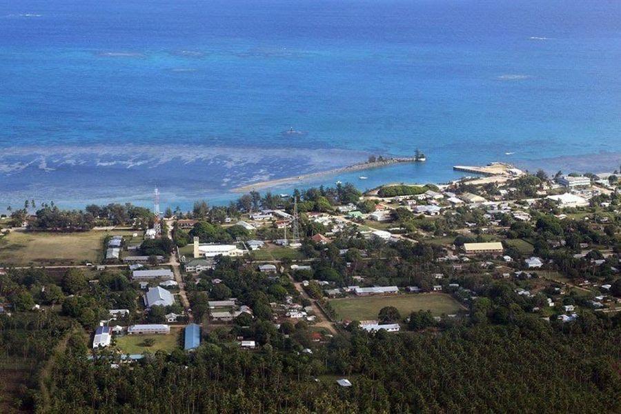 Остров Лифука