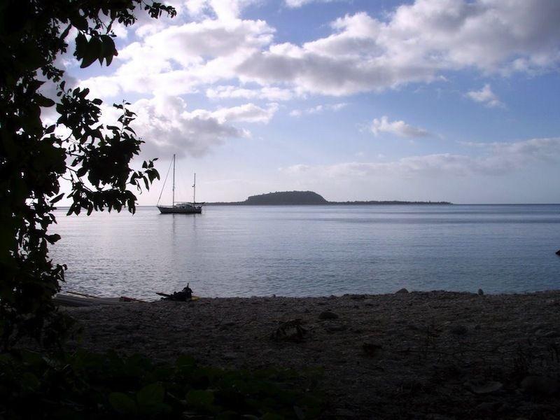 Остров Этафе