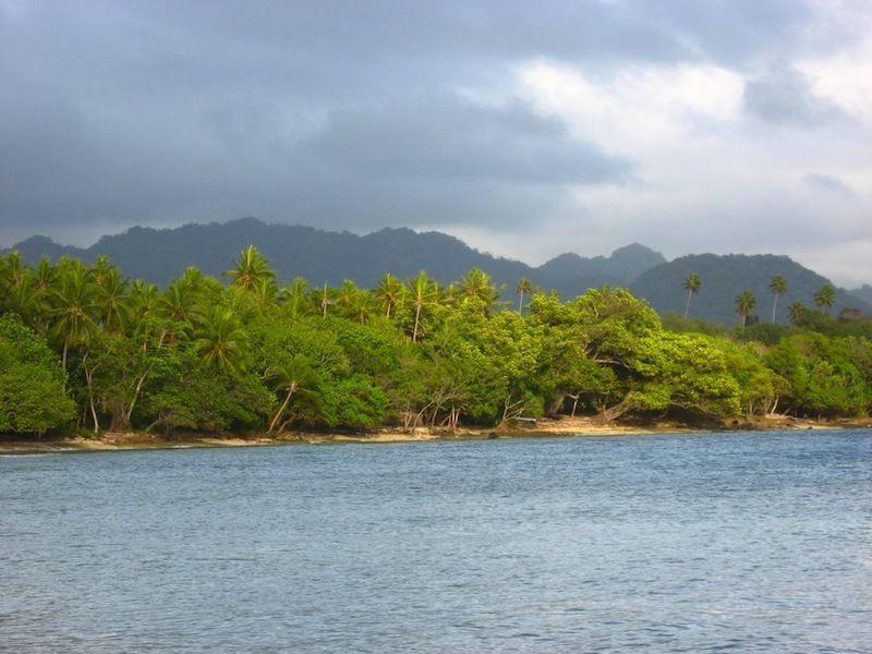 Остров Малекула