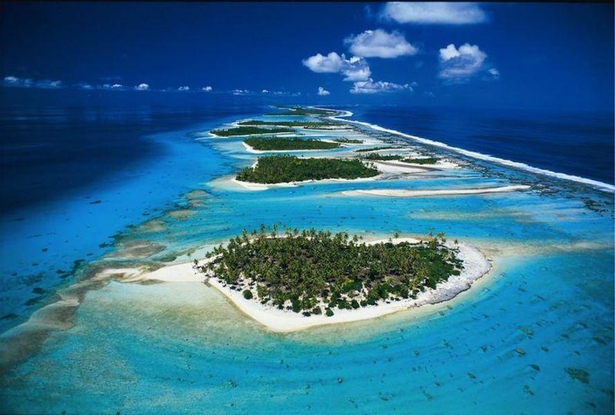 Остров Рангироа
