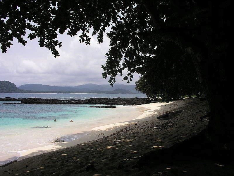 Остров Сан-Томе