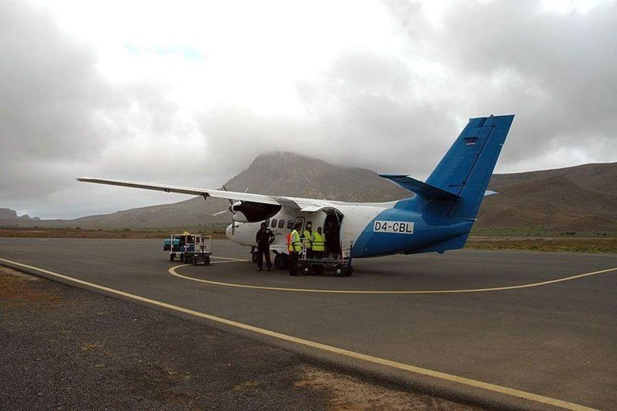 Остров Сент-Никалау