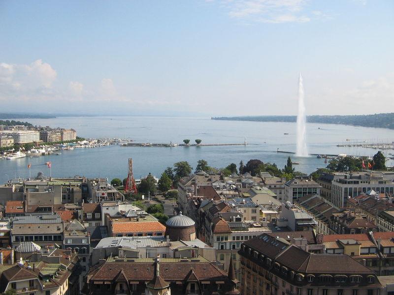 Западная Швейцария