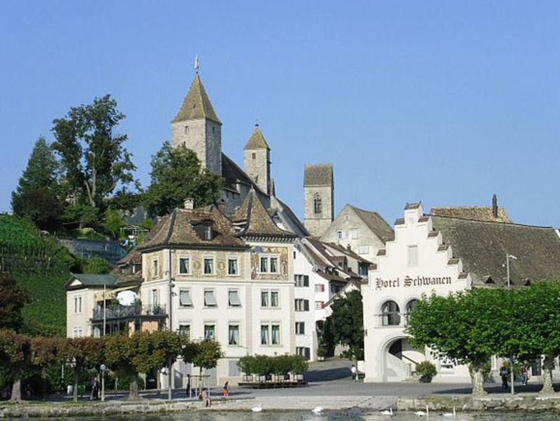 Восточная Швейцария и Граубюнден