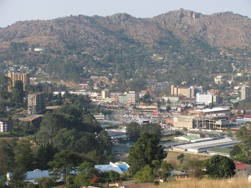 Мбабане