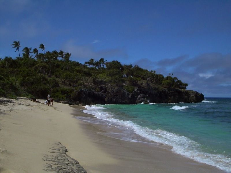 Остров Номука
