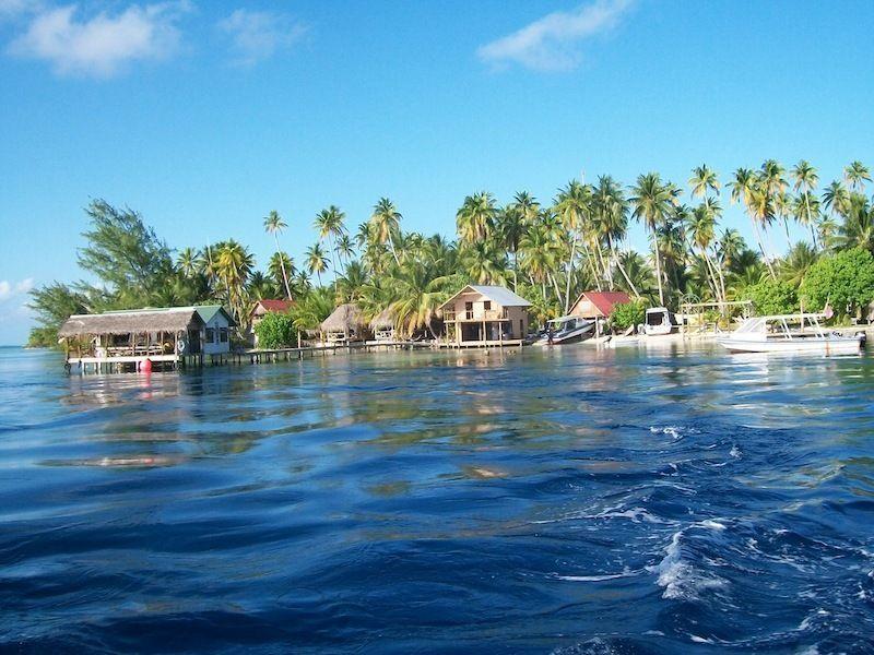 Остров Факарава
