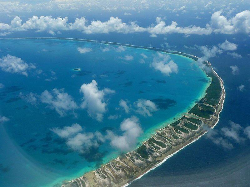Остров Тикехау