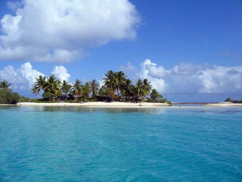 Остров Манихи