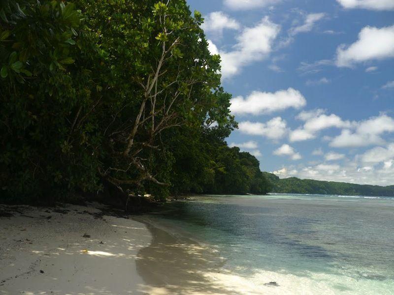 Остров Реннелл