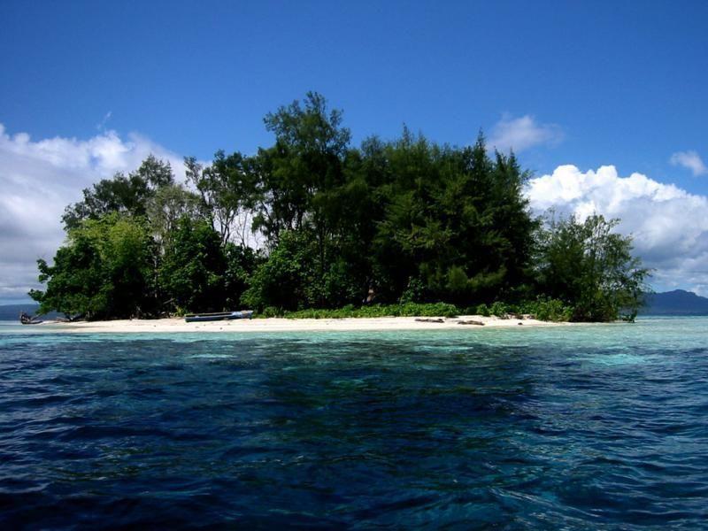 Остров Плам-Пуддинг