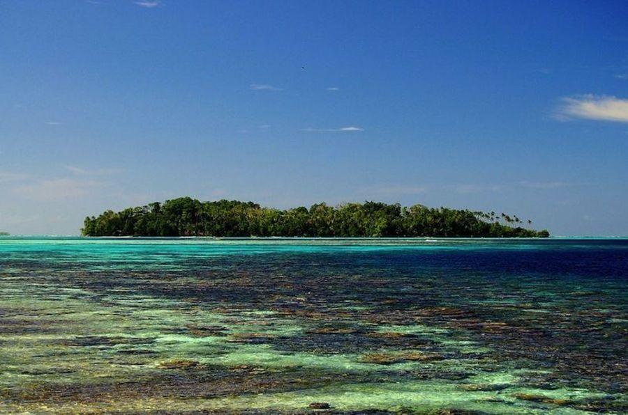 Остров Гизо