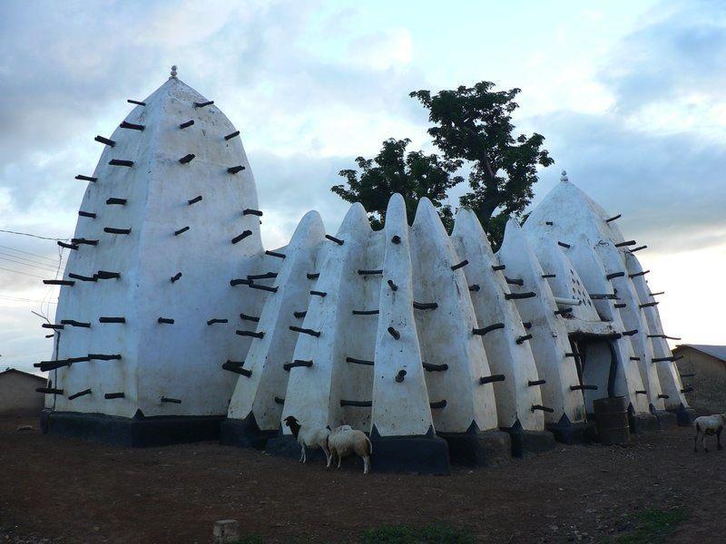Деревня Ларабанга