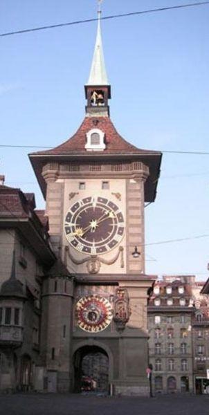 Часовая башня, Берн