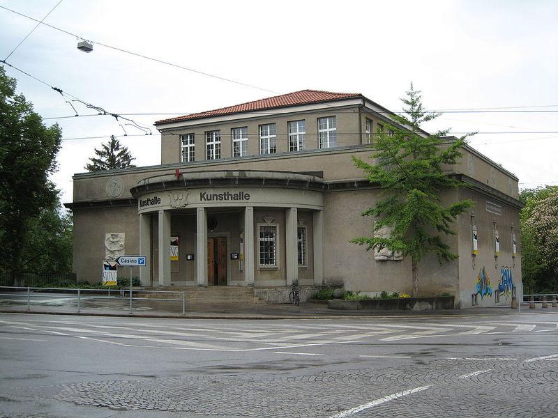 Зал искусств, Берн