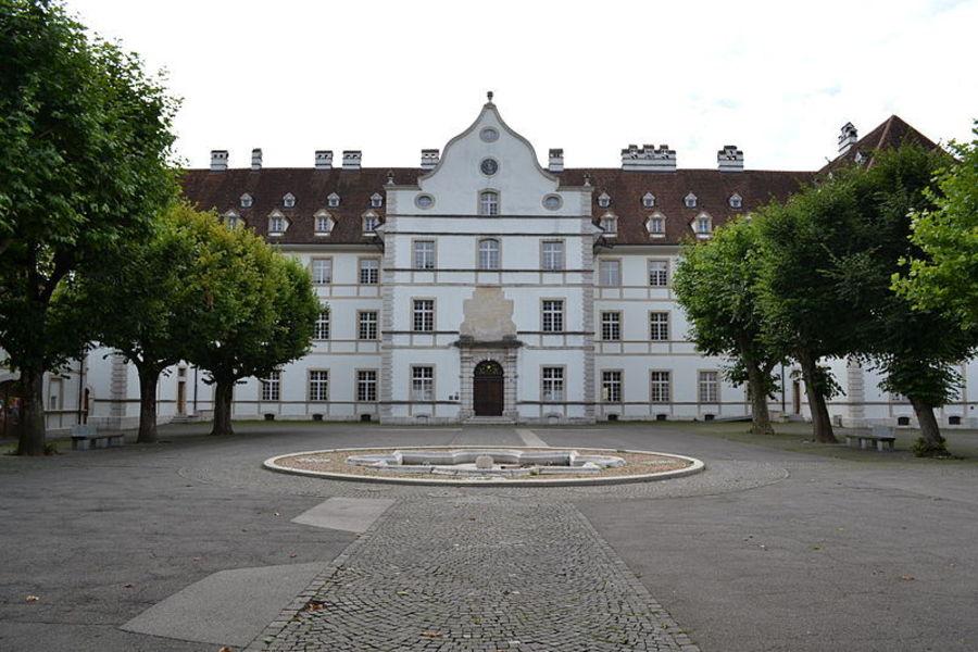 Замок курфюрста