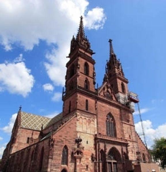 Кафедральный собор, Базель