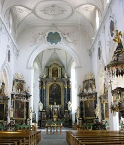 Приходская церковь Успения Богородицы