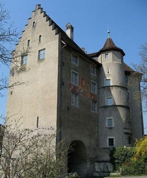 Замок Ландфогтайсшлосс