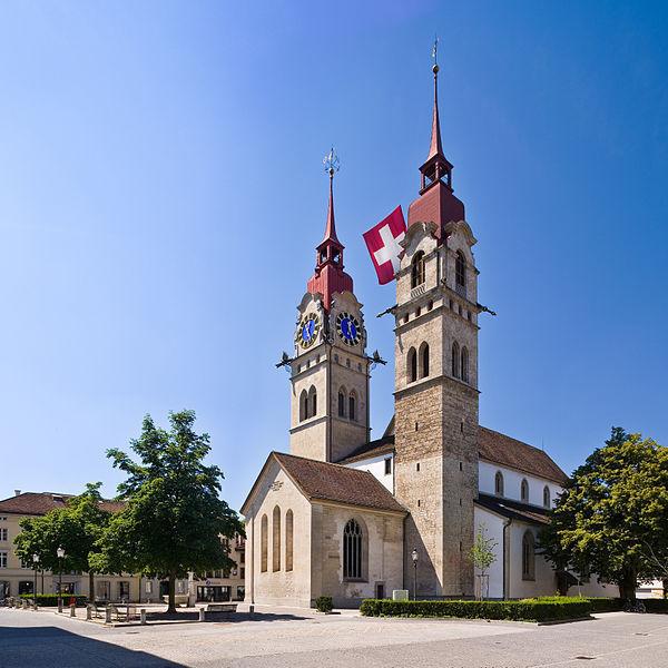 Городская приходская церковь, Винтертур