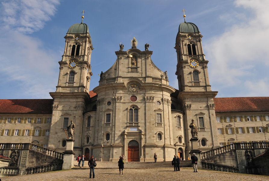 Айнзидельнский монастырь