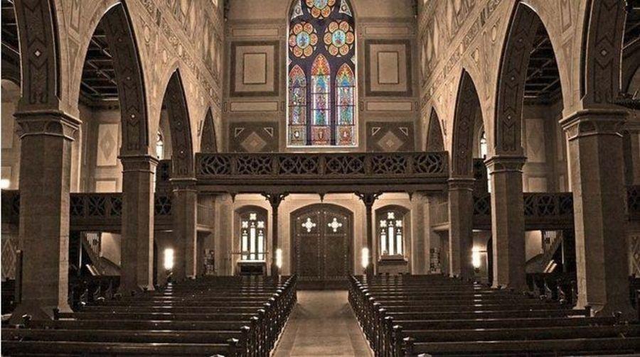 Церковь Св. Лаврентия