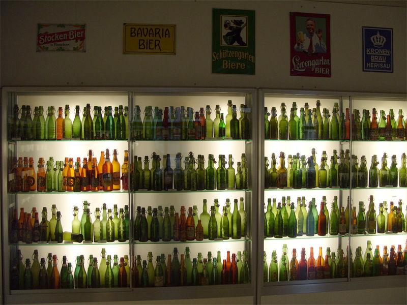 Музей пивных бутылок