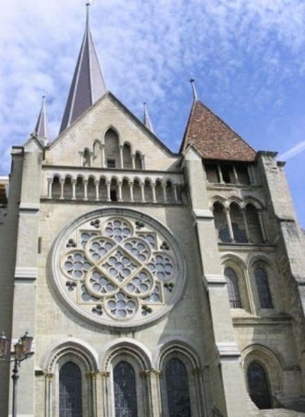 Лозаннский собор