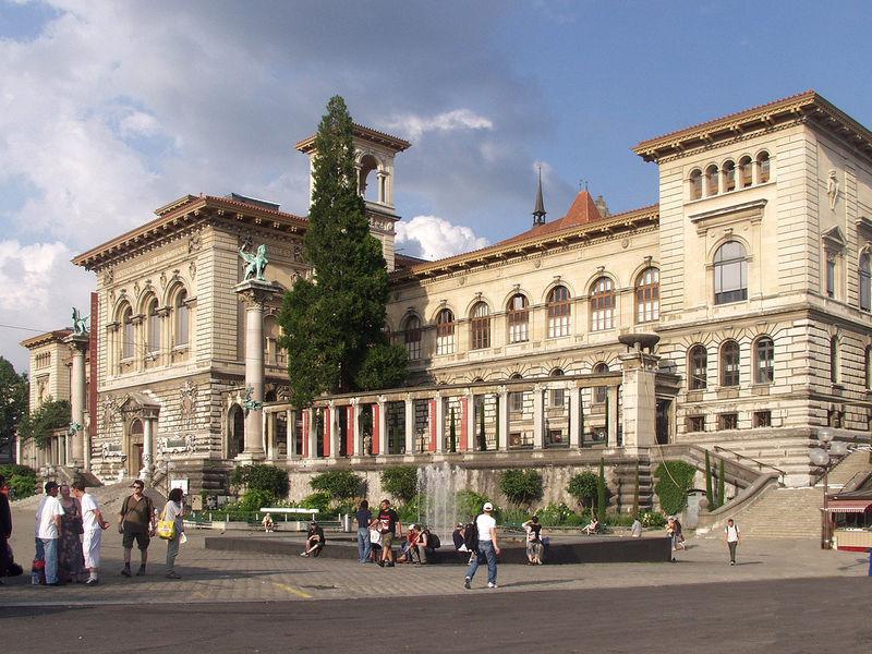 Дворец Рюминых