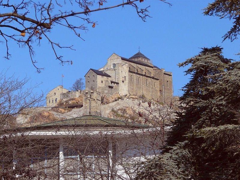 Замок де Валер