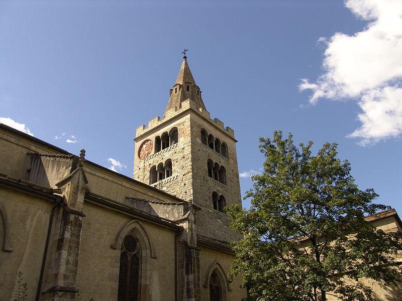 Кафедральный собор, Сьон