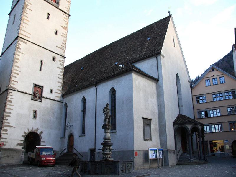 Церковь Св. Мартина