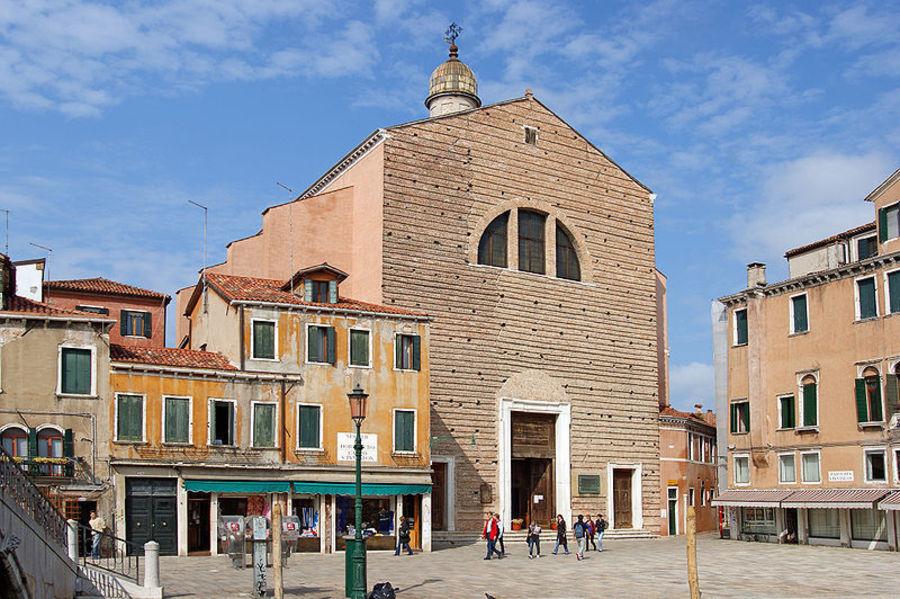 Церковь Св. Панталона