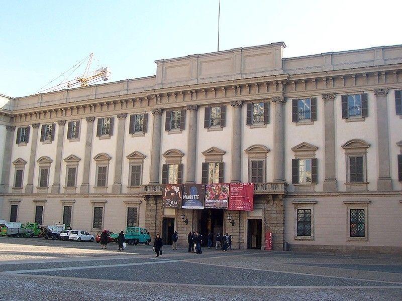 Палаццо Реале, Милан