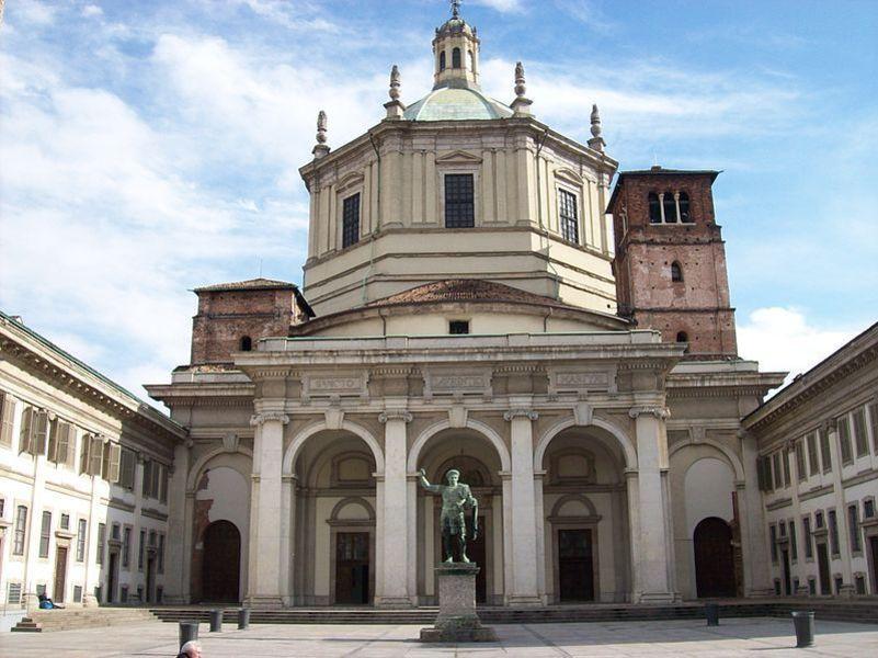 Сан-Лоренцо Маджоре, Милан