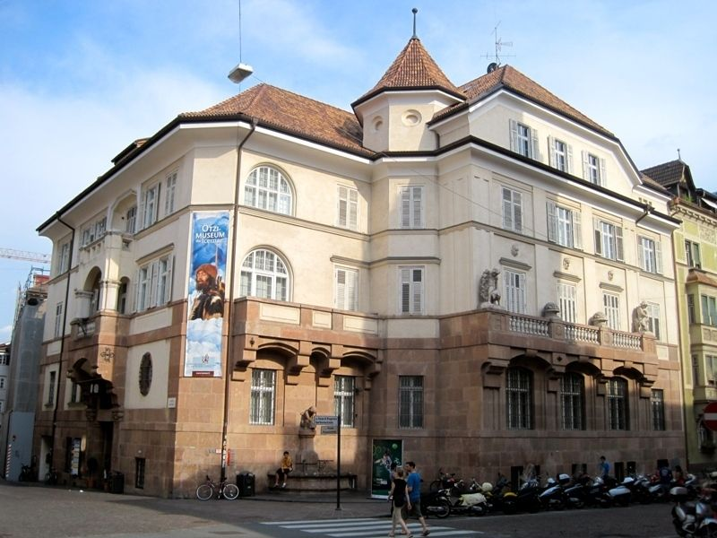 Археологический музей Больцано