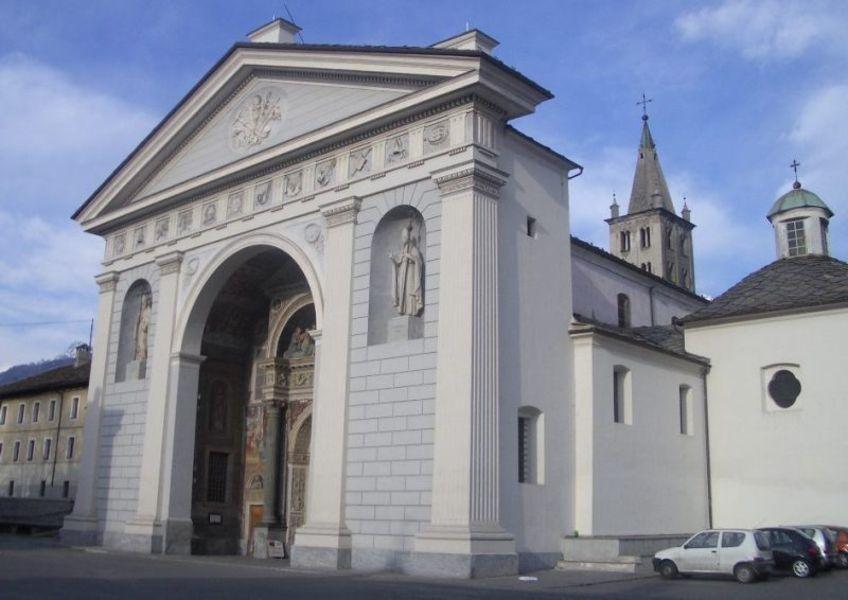 Кафедральный Собор Иоанна Крестителя, Аоста