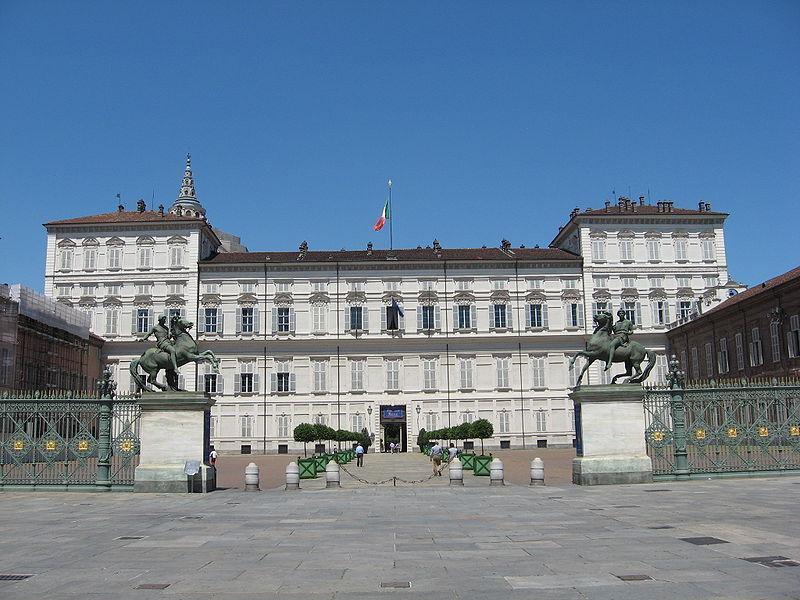 Палаццо Реале, Турин