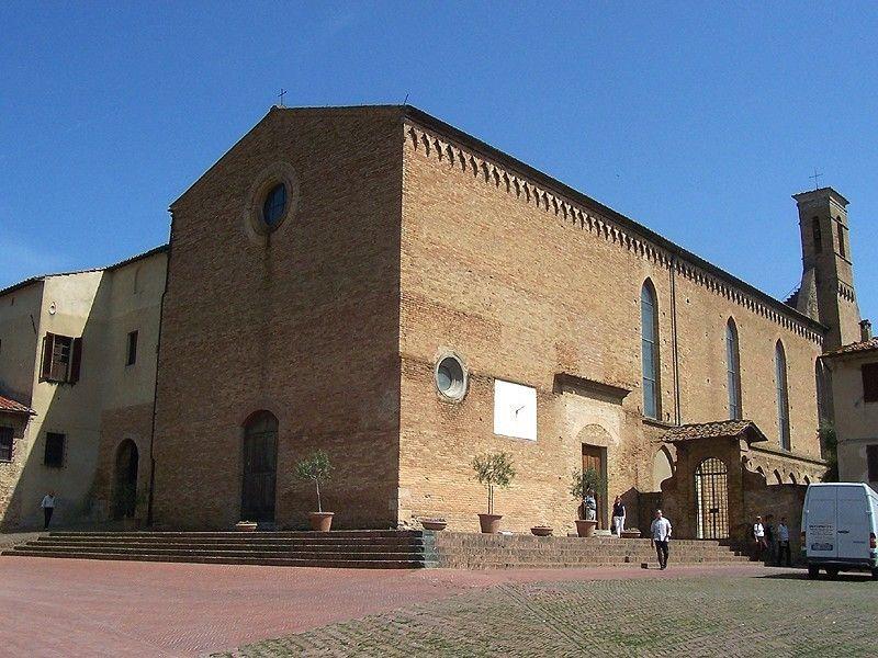 Сант' Агостино, Тоскана