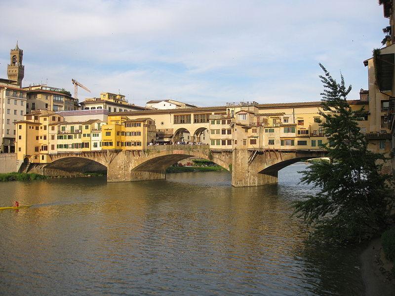 Мост Понте Веккьо