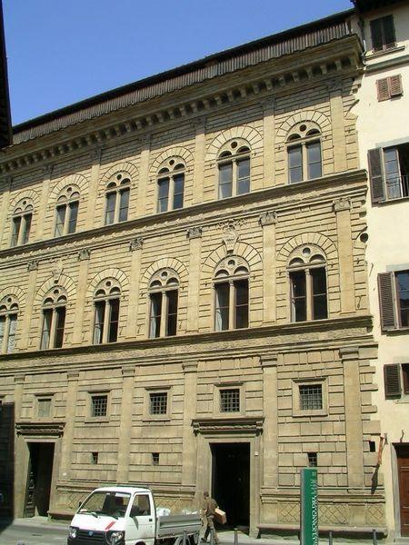 Палаццо Ручеллаи