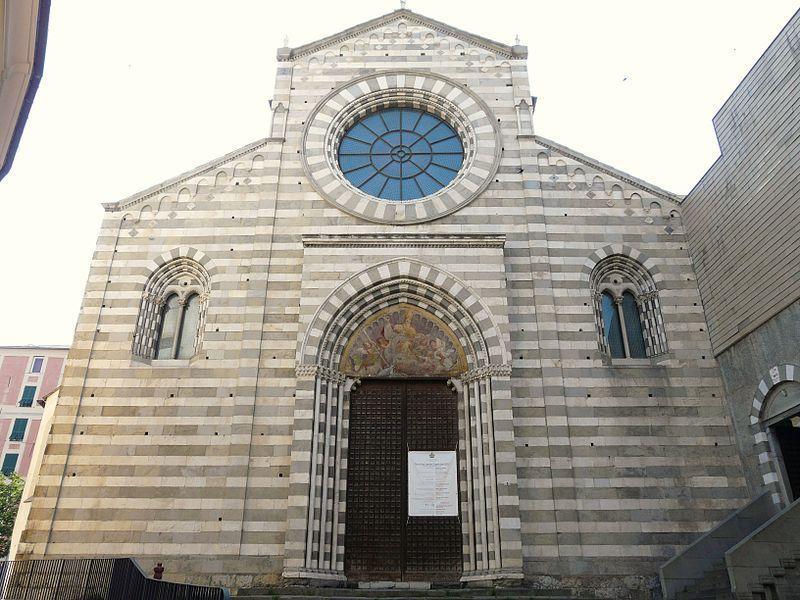 Сант'Агостино, Генуя