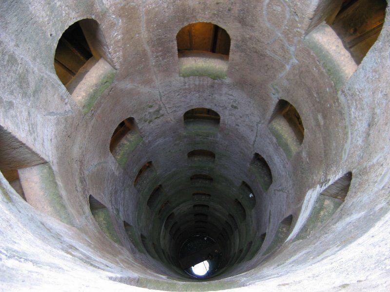 Колодец Сан-Патрицио