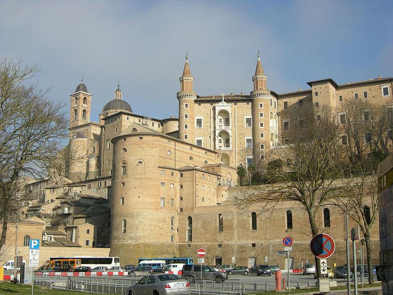 Палаццо Дукале, Урбино