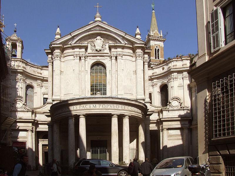 Санта-Мария дела Паче