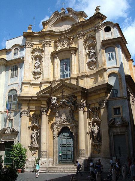 Церковь Святой Марии Магдалены