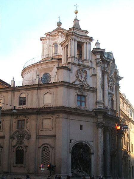 Сан-Карло алле Куаттро Фонтане